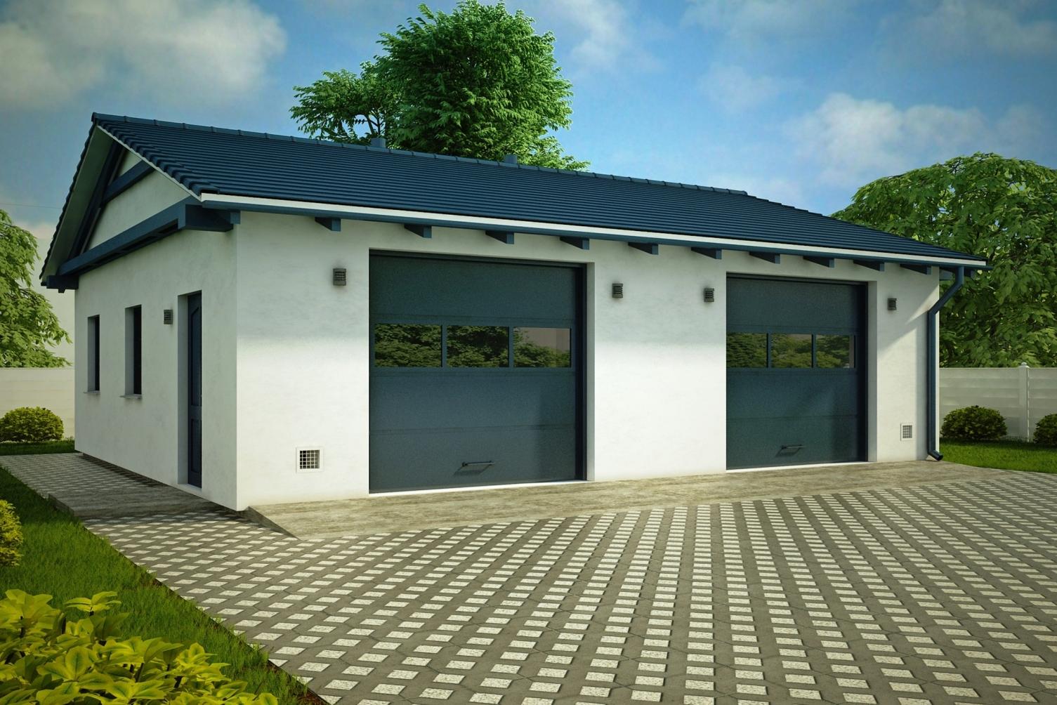 Строительство гаражей под ключ в Белогорске
